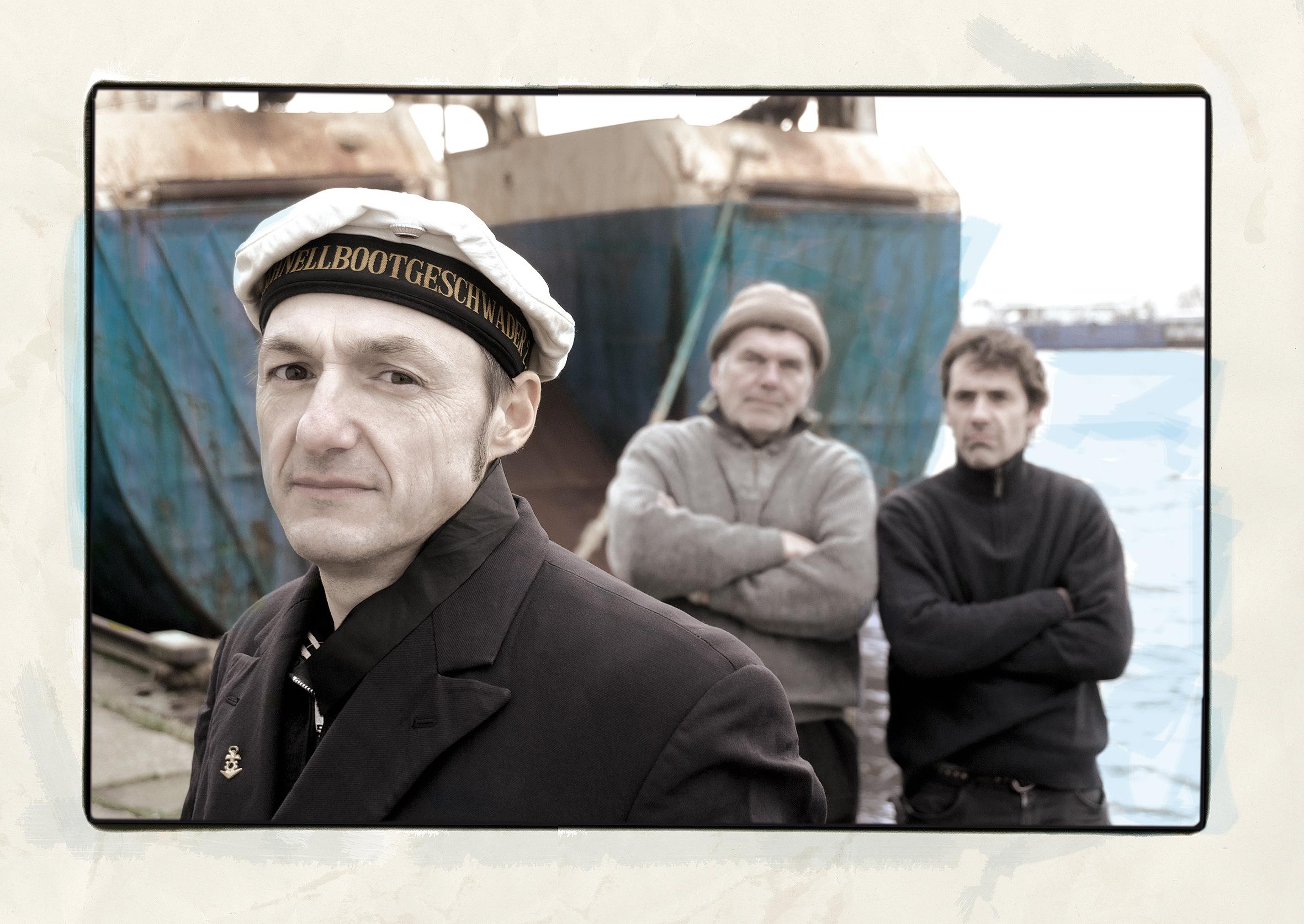 Nagelritz und die Fischforscher