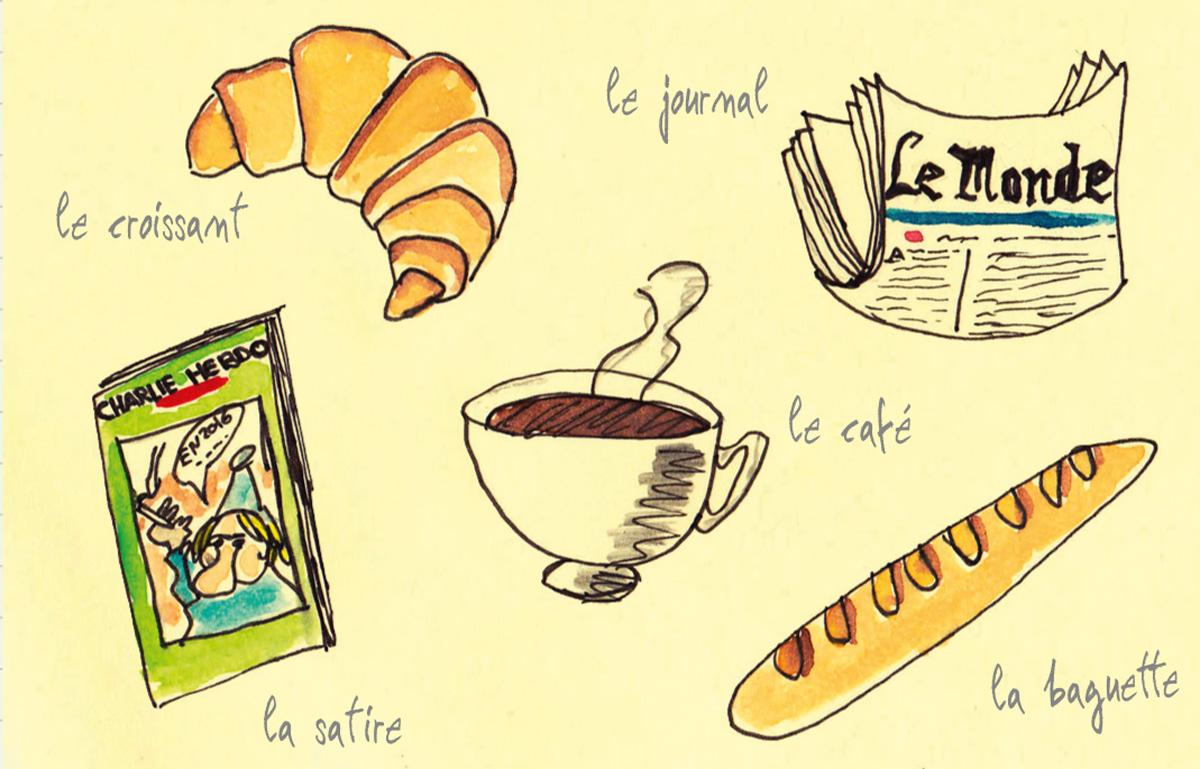 Petit Dejeuner Français