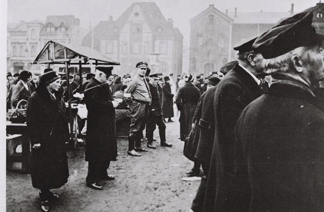 Auf den Spuren der NS-Zeit in Walle